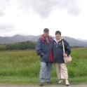 Walter und Uschi in Irland