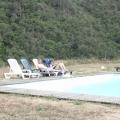 Stellplatz mit Pool
