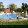 Komfort-Stellplatz: Pool, Dusche, WC, Waschmaschine, Kühlschrank...