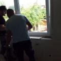 Neue Fensterbank SZ