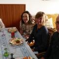 Marga, Elisa, Belen, Pedro