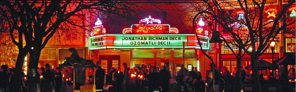 Mystic Theater Petaluma, Ca www.ScottHessPhoto.com