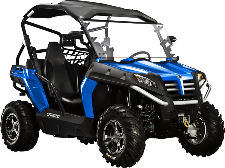All-terrain-vehicle