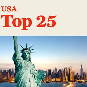 USA Top 25