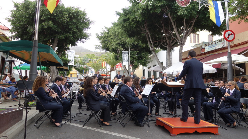 Musik-Orchester Adeje/Teneriffa