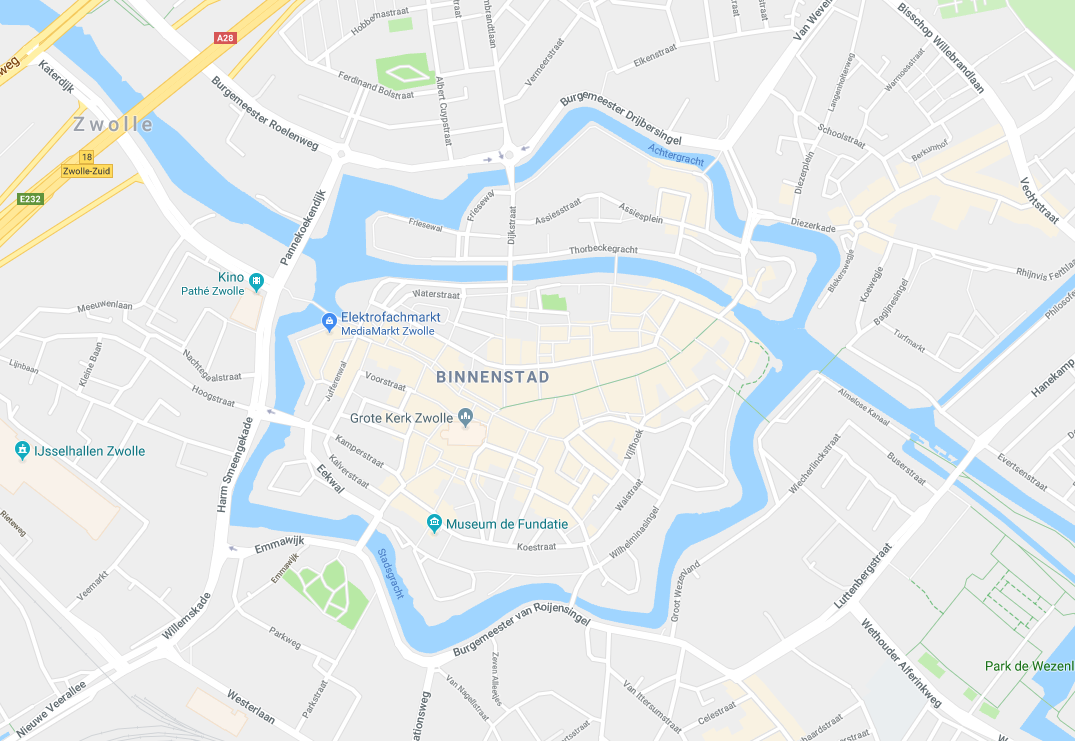 Zwolle – Holland