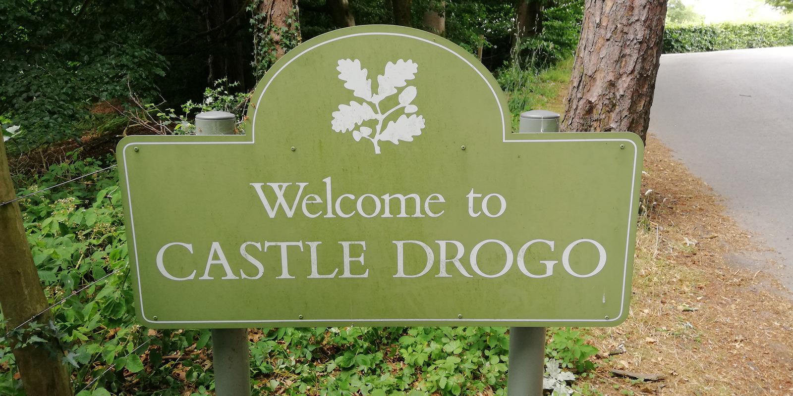 Castle Drogo - Devon