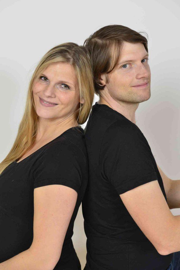 Nadine und Felix